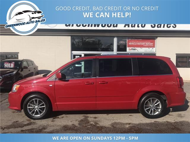 2014 Dodge Grand Caravan SE/SXT (Stk: 14-19258) in Greenwood - Image 1 of 13