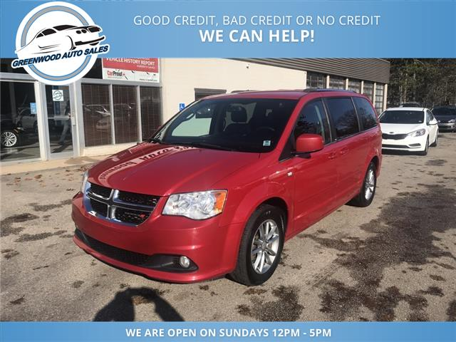 2014 Dodge Grand Caravan SE/SXT (Stk: 14-19258) in Greenwood - Image 2 of 13