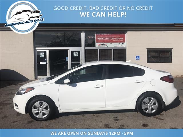2014 Kia Forte 1.8L LX (Stk: 14-03091) in Greenwood - Image 1 of 10