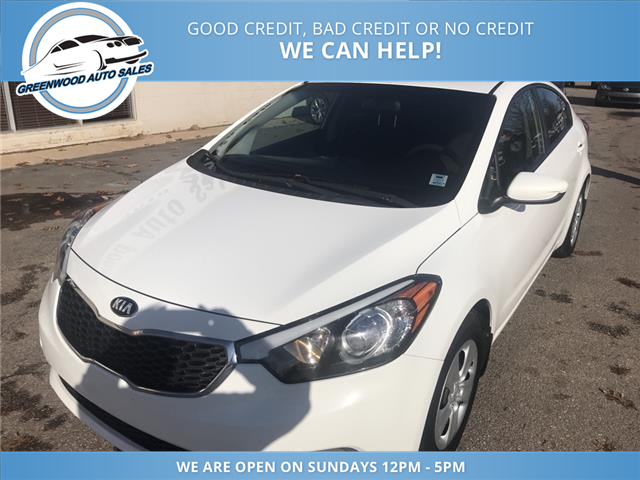 2014 Kia Forte 1.8L LX (Stk: 14-03091) in Greenwood - Image 2 of 10