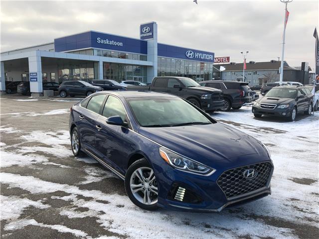 2019 Hyundai Sonata ESSENTIAL (Stk: B7396) in Saskatoon - Image 1 of 26