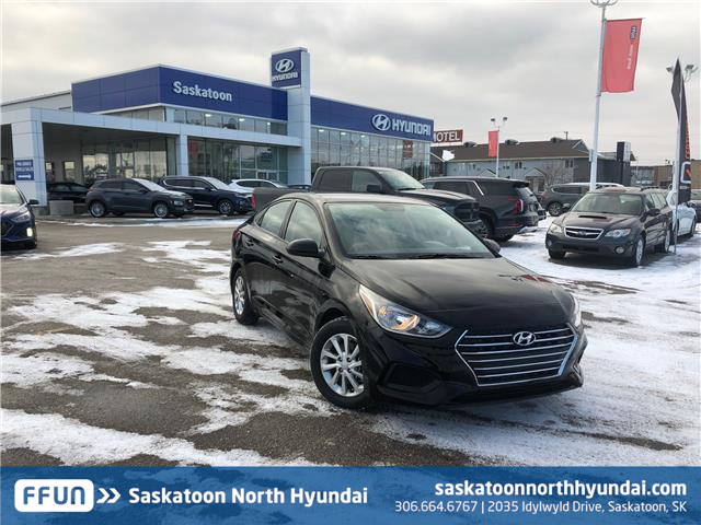2019 Hyundai Accent Preferred (Stk: B7402) in Saskatoon - Image 1 of 23
