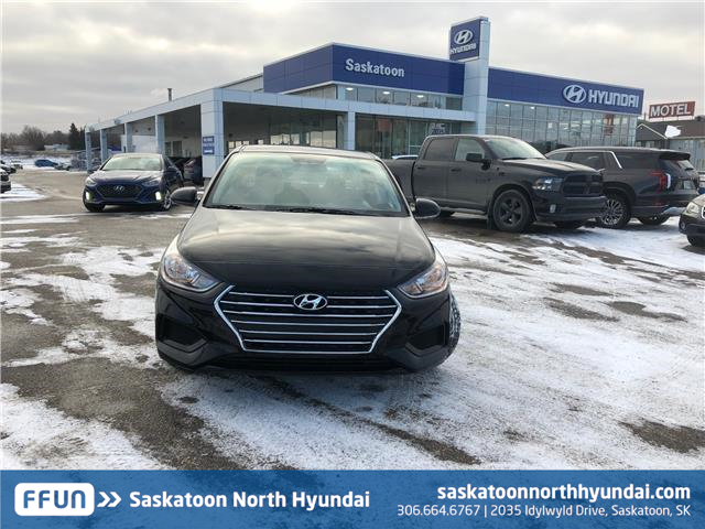 2019 Hyundai Accent Preferred (Stk: B7402) in Saskatoon - Image 2 of 23