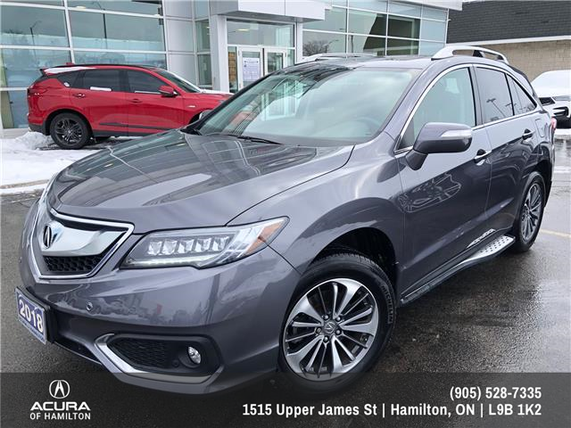 2018 Acura RDX Elite (Stk: 1817860) in Hamilton - Image 2 of 33