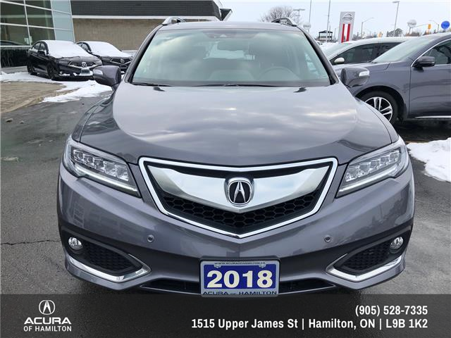 2018 Acura RDX Elite (Stk: 1817860) in Hamilton - Image 2 of 32