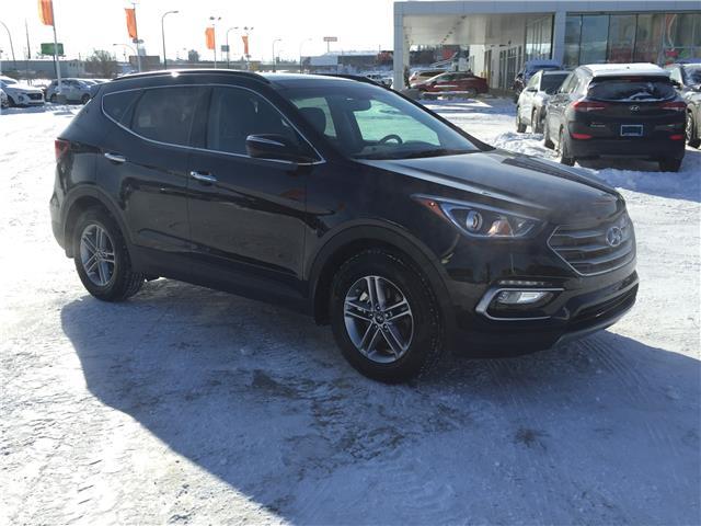 2017 Hyundai Santa Fe Sport 2.0T Ultimate (Stk: B7426) in Saskatoon - Image 1 of 23