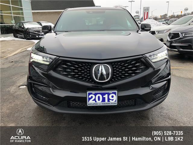 2019 Acura RDX A-Spec (Stk: 1917720) in Hamilton - Image 2 of 35