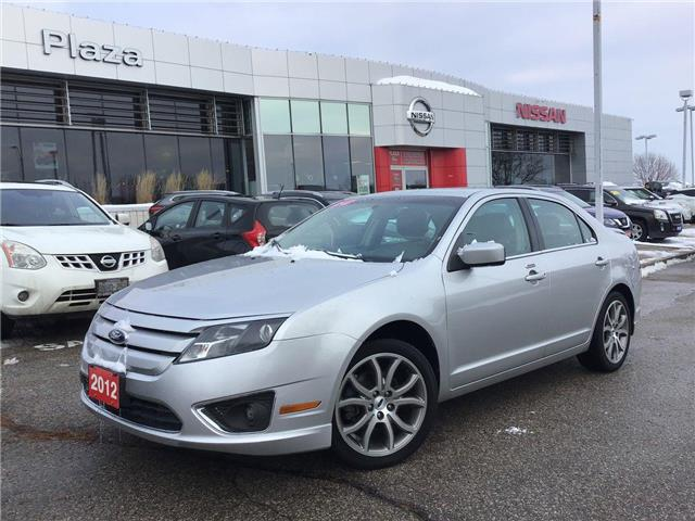 2012 Ford Fusion SEL (Stk: T8452) in Hamilton - Image 1 of 19