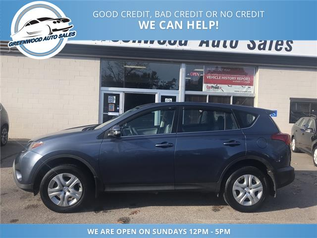 2014 Toyota RAV4 LE (Stk: 14-69817) in Greenwood - Image 1 of 13