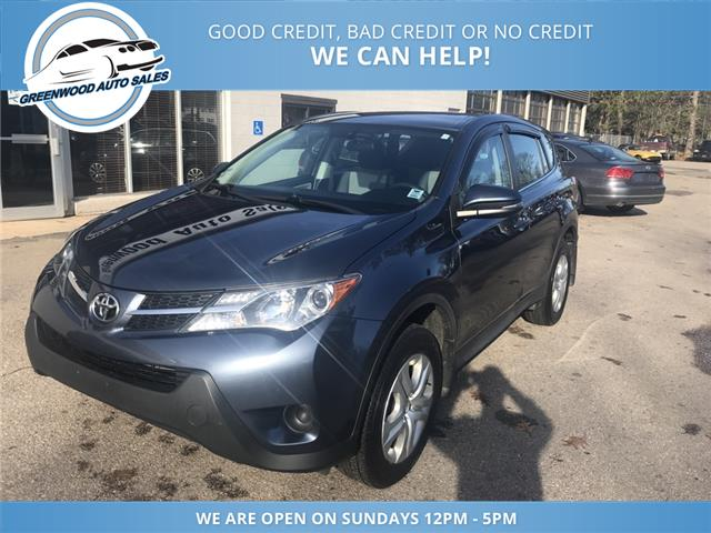 2014 Toyota RAV4 LE (Stk: 14-69817) in Greenwood - Image 2 of 13