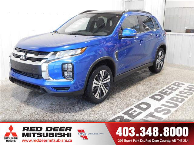 2020 Mitsubishi RVR GT (Stk: R208631) in Red Deer County - Image 1 of 16