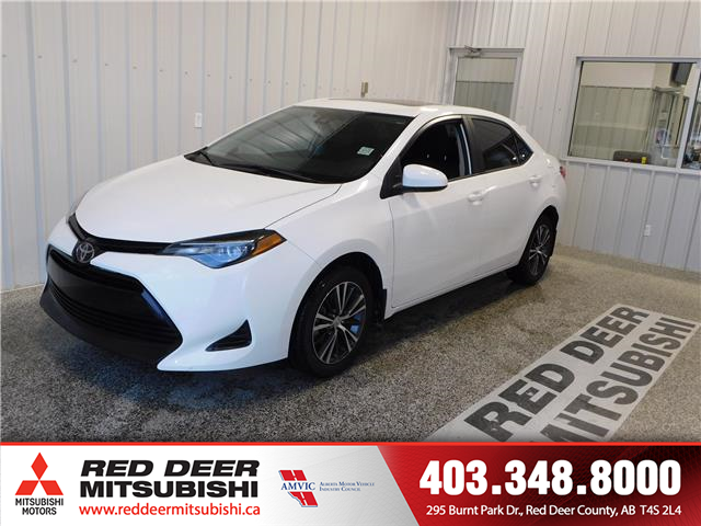 2019 Toyota Corolla  (Stk: T198458A) in Red Deer County - Image 1 of 16