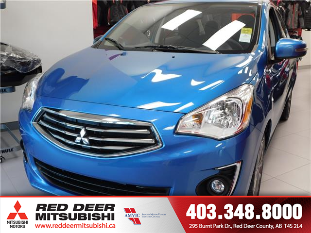2019 Mitsubishi Mirage G4 GT (Stk: M198186) in Red Deer County - Image 1 of 12