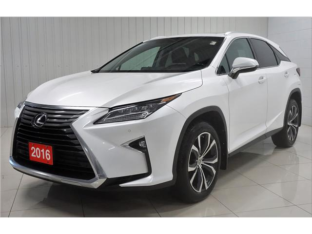 2016 Lexus RX 350 Base (Stk: P5586A) in Sault Ste. Marie - Image 1 of 26