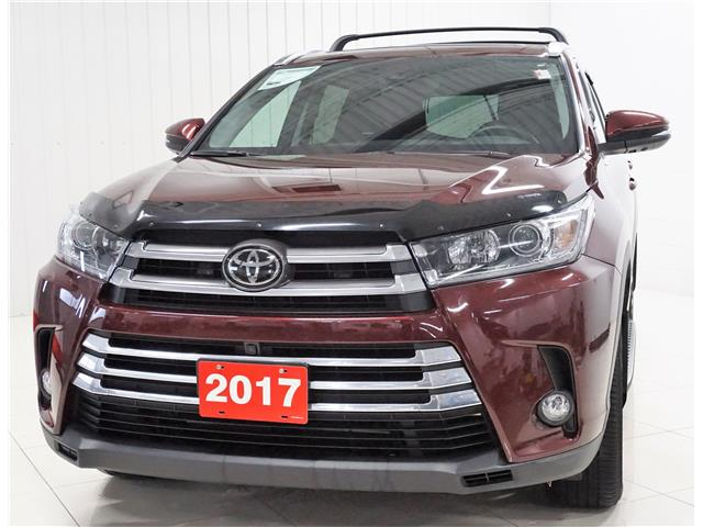 2017 Toyota Highlander Limited (Stk: V19358A) in Sault Ste. Marie - Image 1 of 25