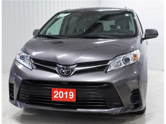 2019 Toyota Sienna LE 8-Passenger (Stk: PR029) in Sault Ste. Marie - Image 1 of 26