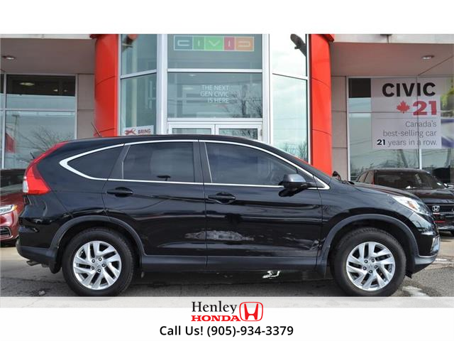 2016 Honda CR-V SUNROOF | HEATED SEATS | BLUETOOTH | BACK UP (Stk: R9625) in St. Catharines - Image 2 of 27