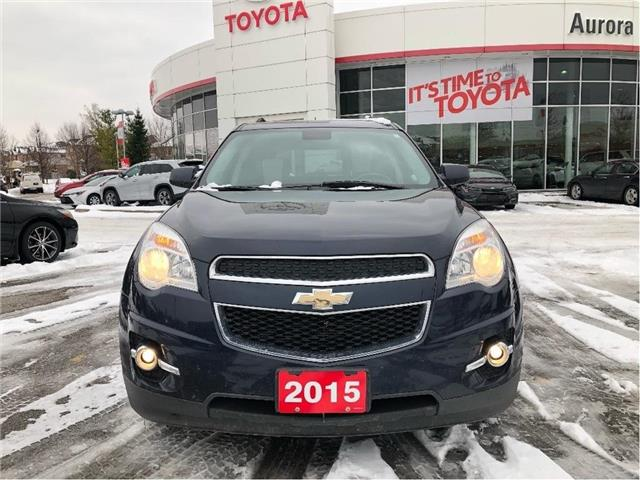 2015 Chevrolet Equinox 2LT (Stk: 313831) in Aurora - Image 2 of 22