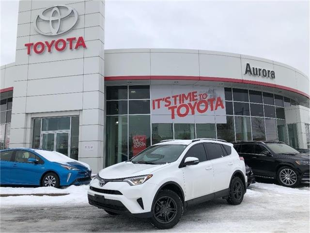 2016 Toyota RAV4 LE (Stk: 314301) in Aurora - Image 1 of 19