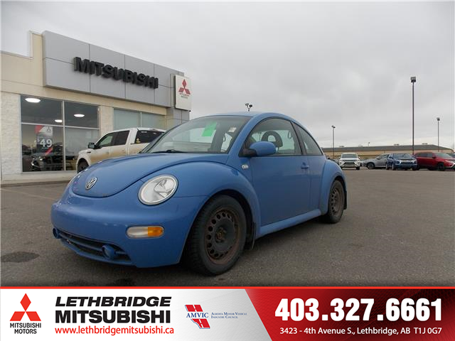 2001 Volkswagen New Beetle GLS (Stk: 8R609659B) in Lethbridge - Image 1 of 12