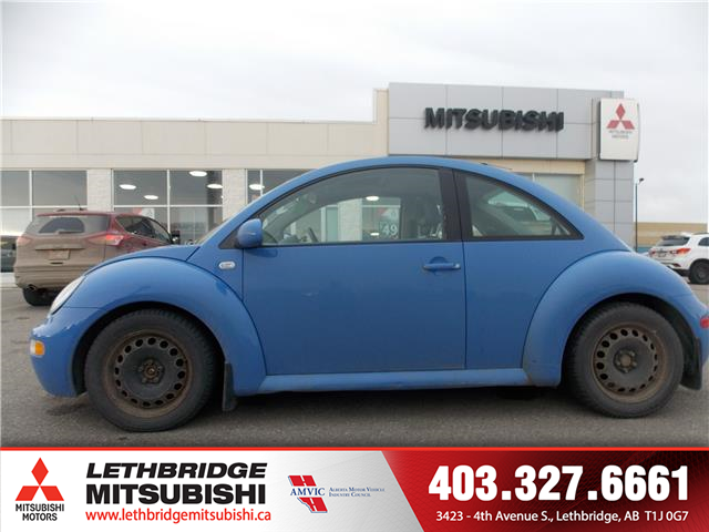 2001 Volkswagen New Beetle GLS (Stk: 8R609659B) in Lethbridge - Image 2 of 12