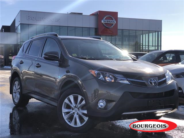 2015 Toyota RAV4 Limited (Stk: 019MR5A) in Midland - Image 1 of 20