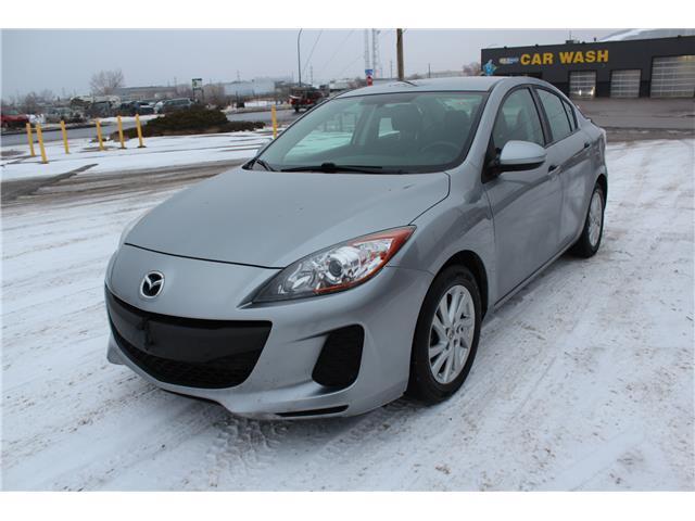 2012 Mazda Mazda3 GX (Stk: P1769) in Regina - Image 1 of 14