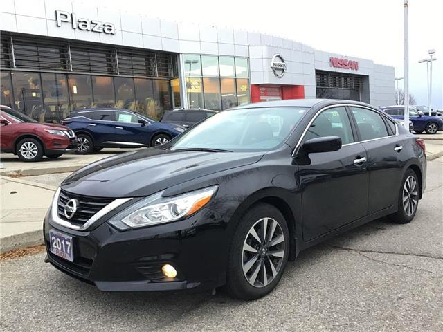 2017 Nissan Altima 2.5 SV (Stk: T8134) in Hamilton - Image 1 of 28