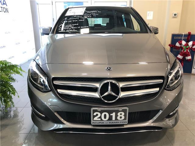 2018 Mercedes-Benz B-Class Sports Tourer (Stk: 1804321) in Hamilton - Image 2 of 30