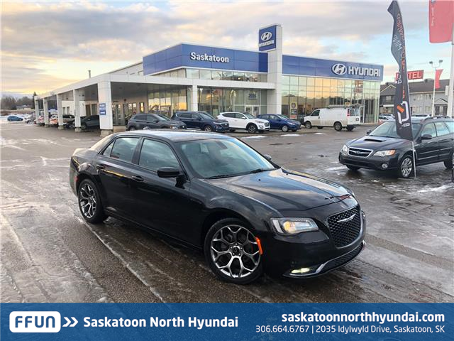 2018 Chrysler 300 S (Stk: B7451) in Saskatoon - Image 1 of 30