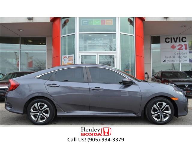 2017 Honda Civic Sedan BLUETOOTH | HEATED SEATS | BACK UP CAMERA | (Stk: R9614) in St. Catharines - Image 2 of 18