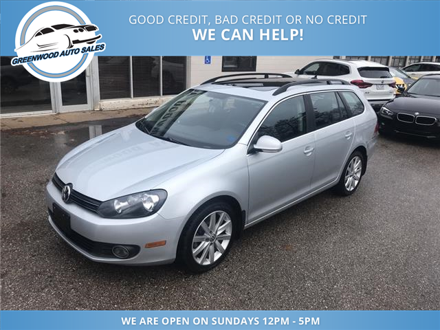 2013 Volkswagen Golf 2.0 TDI Highline (Stk: 13-20823) in Greenwood - Image 2 of 13