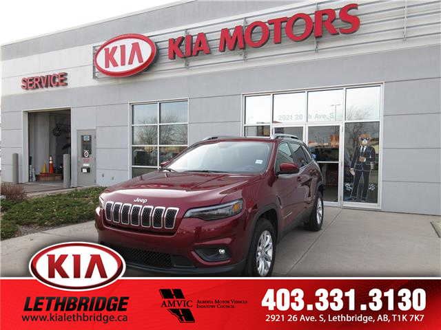 2019 Jeep Cherokee North (Stk: P2614) in Lethbridge - Image 1 of 19