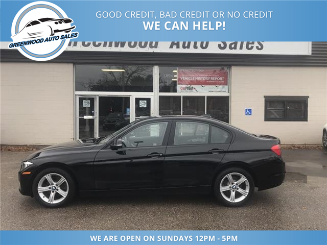 2015 BMW 320i xDrive (Stk: 15-53125) in Greenwood - Image 1 of 13
