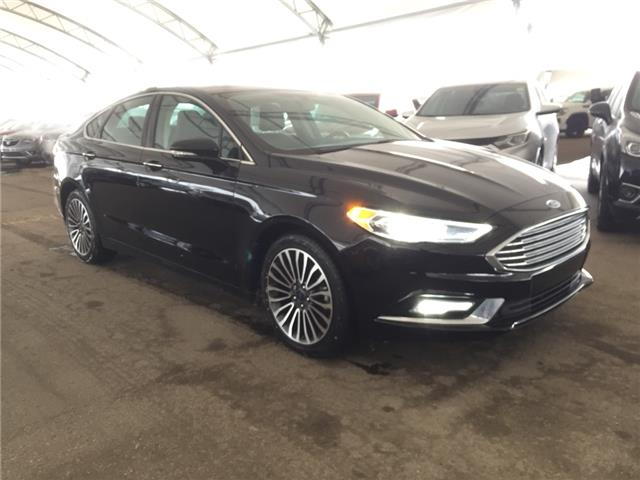 2017 Ford Fusion SE (Stk: 179851) in AIRDRIE - Image 1 of 40
