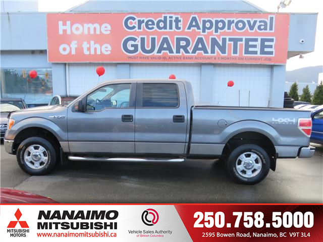 2013 Ford F-150 XLT (Stk: 9P8450A) in Nanaimo - Image 2 of 10