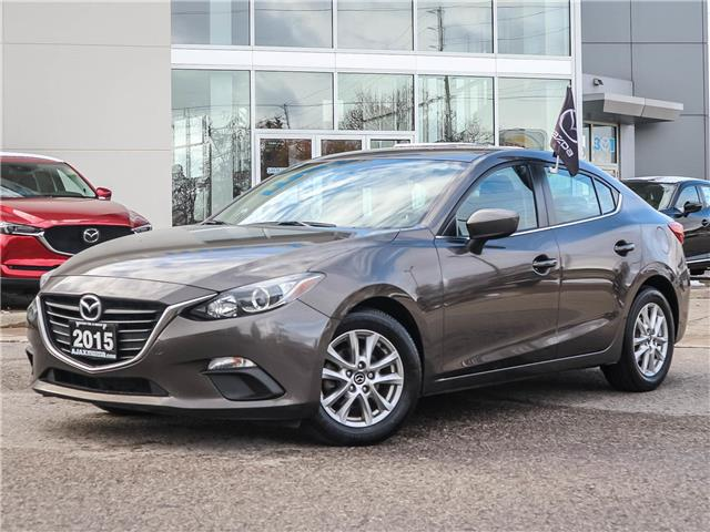 2015 Mazda Mazda3 GS (Stk: P5337) in Ajax - Image 1 of 24