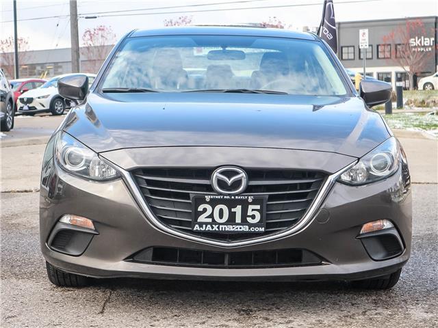 2015 Mazda Mazda3 GS (Stk: P5337) in Ajax - Image 2 of 24