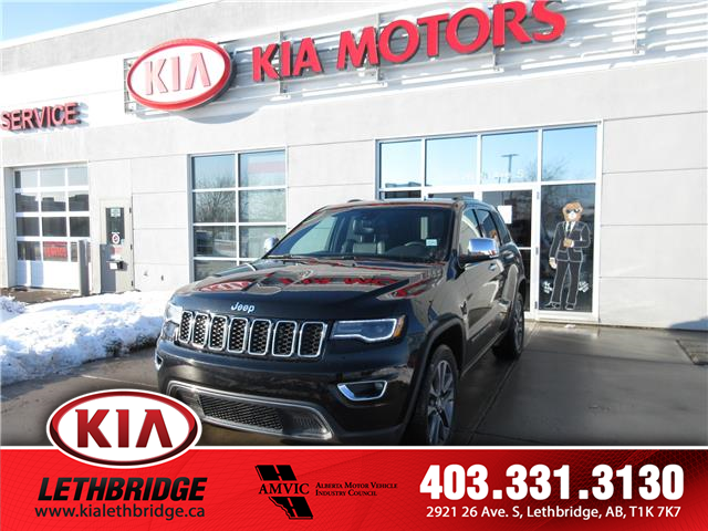 2018 Jeep Grand Cherokee Limited (Stk: P2615) in Lethbridge - Image 1 of 21