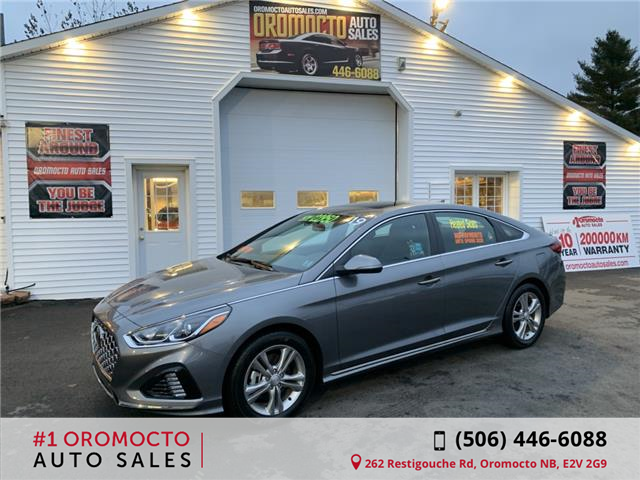 2019 Hyundai Sonata Preferred (Stk: 639) in Oromocto - Image 1 of 21
