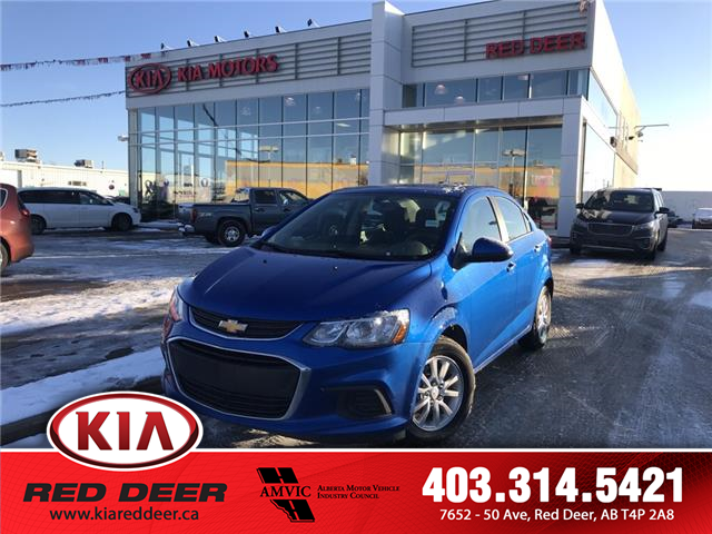 2018 Chevrolet Sonic LT Auto (Stk: 8NR8132A) in Red Deer - Image 1 of 19