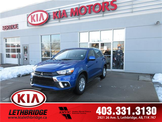 2019 Mitsubishi RVR SE (Stk: P2618) in Lethbridge - Image 1 of 20