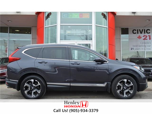 2018 Honda CR-V NAV | LEATHER | HEATED SEATS | BLUETOOTH | BACK UP (Stk: R9617) in St. Catharines - Image 2 of 30