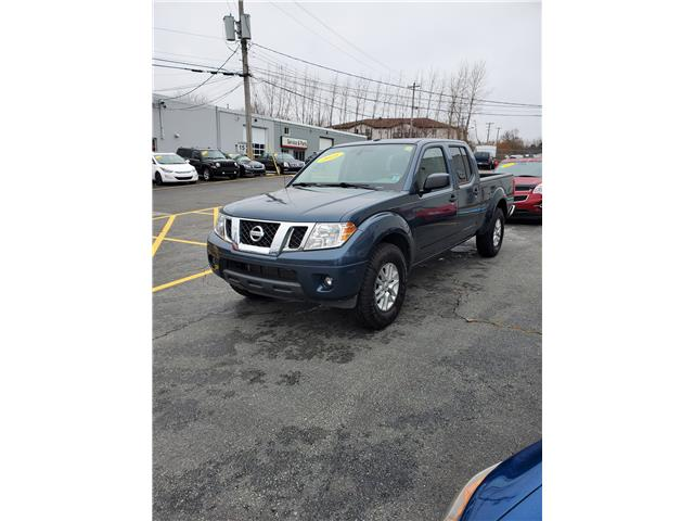 2016 Nissan Frontier SV Crew Cab LWB 5AT 4WD (Stk: p19-163) in Dartmouth - Image 1 of 16