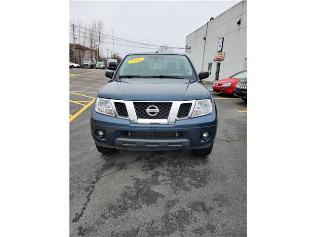 2016 Nissan Frontier SV Crew Cab LWB 5AT 4WD (Stk: p19-163) in Dartmouth - Image 2 of 16
