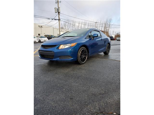 2012 Honda Civic LX Coupe 5-Speed MT (Stk: p19-192a) in Dartmouth - Image 1 of 10
