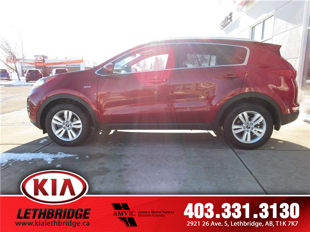 2019 Kia Sportage LX (Stk: P2617) in Lethbridge - Image 2 of 19