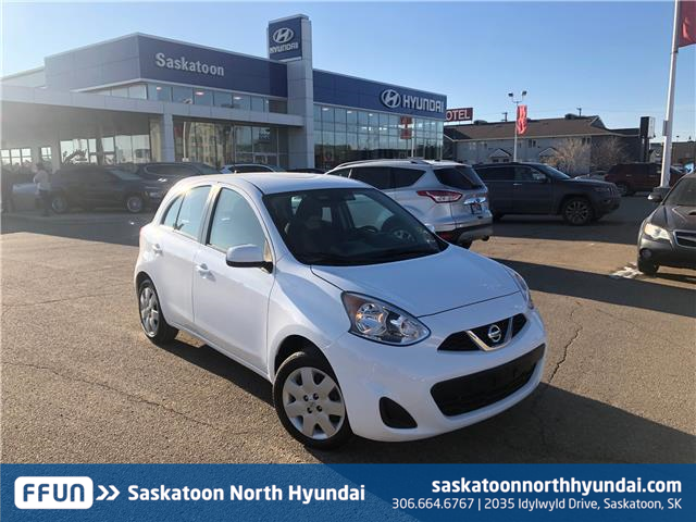 2016 Nissan Micra SV (Stk: 40050A) in Saskatoon - Image 1 of 29