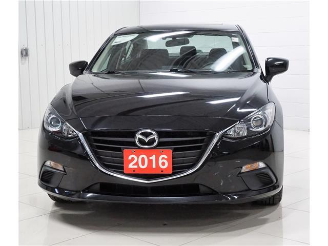 2016 Mazda Mazda3 GS (Stk: P5597) in Sault Ste. Marie - Image 1 of 22