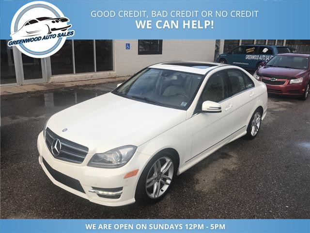 2014 Mercedes-Benz C-Class Base (Stk: -) in Greenwood - Image 2 of 14